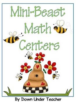 Mini-Beast Math Centers
