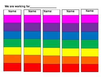Mini Behavior Charts