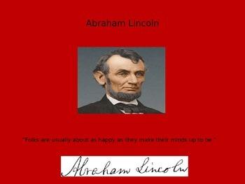 Mini Biography Abraham Lincoln