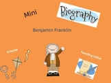 Mini Biography Benjamin Franklin
