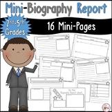 Mini Biography Report