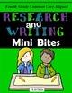 Mini Bites Bundle - Grammar Mini Bites and Research and Wr