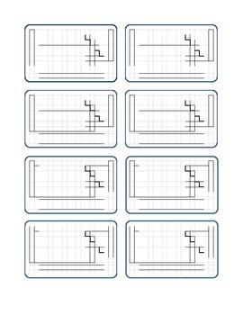 Mini Blank Periodic Tables