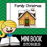 Mini Book - Family Christmas - Level 4
