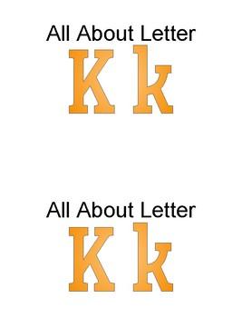 Mini Book Kk