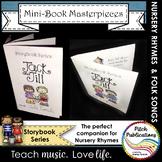 Mini-Book Masterpiece: Storybook Series - Jack and Jill!