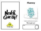 Mini Book Math Fluency (English)