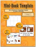 Mini-Book PowerPoint Template