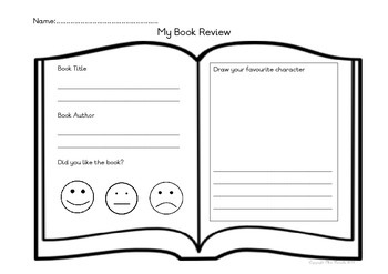 Mini Book Review - Favourite Character