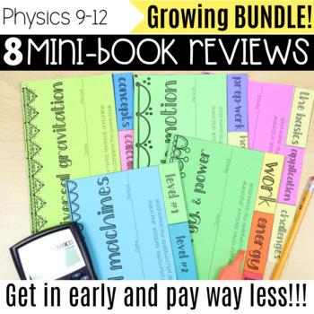 Mini-Book Review Growing Bundle: Physics