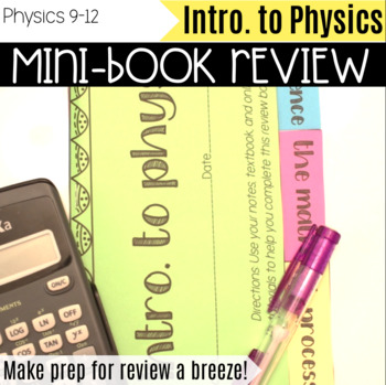 Mini-Book Review: Introduction to Physics