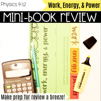 Mini-Book Review: Work, Energy, and Power