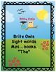 """Mini Book Sight Word """"the"""" ~ #TeachersLoveTeachers"""