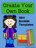 Mini Book Templates