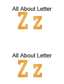 Mini Book Zz