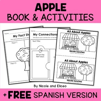 Mini Book and Activities - Thematic Bundle