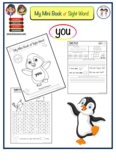 "Mini Booklet of Sight Word ""you"""