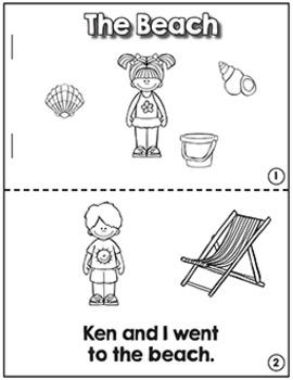 Mini Booklets - Summer