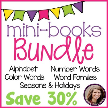 Mini-Books Bundle