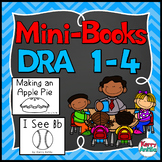 Mini Books DRA 1-4