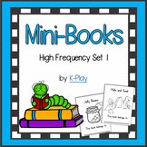 Phonics Mini-Books Sight Words
