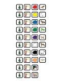 Brown Bear Mini Sentence Strips-Boardmaker PCS™