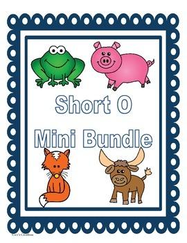 Mini Bundle Short O Activities