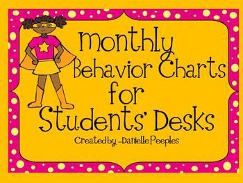 Mini Calendars for Students' Desks (FREEBIE)