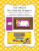 Mini Candy Bar Wrappers {All Through the Year}