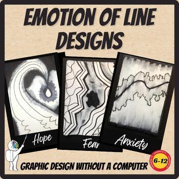 Mini-Compositions: Emotion of Line - Communication through Visual Art