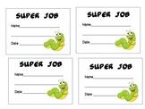 Mini Certificates