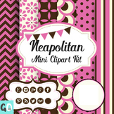 Social Media Icons, Pretty Papers, Labels, Frames, Bunting