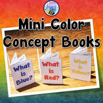 Mini Color Concept Books