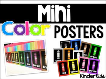 Mini Color Posters