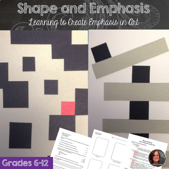 Mini-Composition: Shape and Emphasis