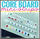 Mini Core Board Strips (360 PECS / Picture Images included)