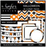 Mini Design Set Halloween {Graphics for Commercial Use}