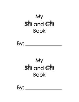 Mini Digraph Book - SH and CH