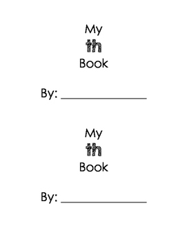 Mini Digraph Book - TH