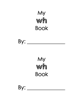Mini Digraph Book - WH