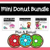 Mini Donut Bundle - Math, Language Arts, and Art