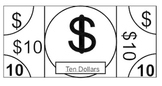 Mini Economy Classroom Money Templates