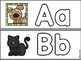 Mini Eraser Activity - Letter and Sight Word Practice - Dog & Cat Themed