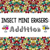 Insect Mini Erasers: Addition