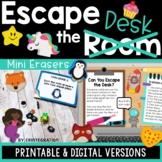 Mini Eraser Escape Room |  STEM Challenges  |  Digital and