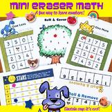 Mini Eraser Math