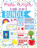Mini Eraser Task Box Math Bundle