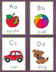Mini Flash Cards A - Z