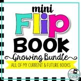 Mini Flip Book Growing Bundle: Grammar, Parts of Speech, Growth Mindset