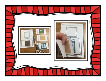 Mini Flip Books: Shapes